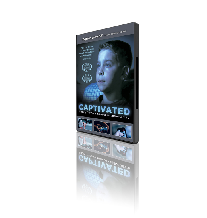 Captivated DVD Cover 2013