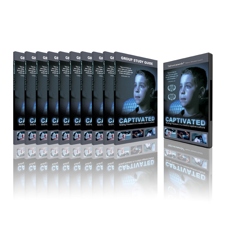 Captivated Study Guide Bundle 2013
