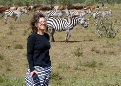 Mary and Zebras