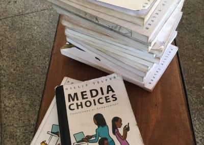 Media Choices Books