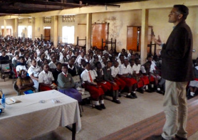 Speaking at School