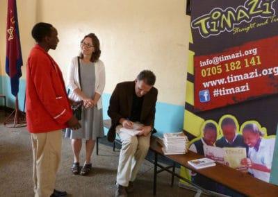 Book Signing at Joy Town